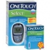 ГЛЮКОМЕТР ONE TOUCH SELECT /НАБОР/+25 ТЕСТ-ПОЛ/ПР